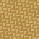 Seamless Basket Weave Stock Photography