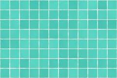 Seamless bathroom tiles mosaic texture Royalty Free Stock Photos