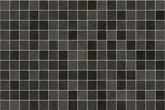 Seamless bathroom tiles pattern. Artistic mosaic vector illustration