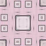 Seamless Batik pink. Seamless pink batik background design royalty free stock photography