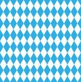 Bavarian October fest flag Royalty Free Stock Photos