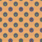 Seamless beautiful antique art deco pattern ornament. Geometric Stock Images
