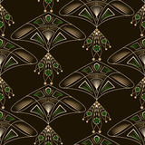 Seamless beautiful antique lace pattern ornament. Geometric back Royalty Free Stock Photos