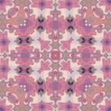 Seamless beautiful antique pattern ornament. Geometric background Royalty Free Stock Photography