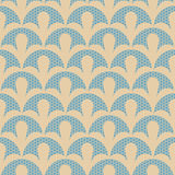 Seamless beige lace pattern Royalty Free Stock Image