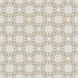 Seamless beige pattern. Stock Images