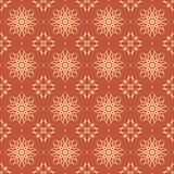 Seamless beige pattern - vector Royalty Free Stock Image