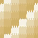 Seamless Beige Retro Pattern Background Stock Photo