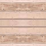 Seamless beige wooden plank texture, siding. background. stock images