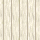 Seamless beige wooden planks texture. Vector illustration. Royalty Free Stock Photos
