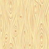 Seamless beige wooden texture. Vector illustration. Vector seamless beige wooden texture Royalty Free Stock Image