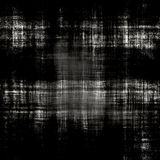 Seamless black dirty canvas texture. With visible threads Stock Photo