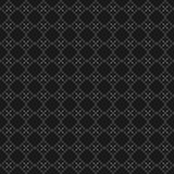 Seamless black and grey pixel geometrical pattern vector Stock Images