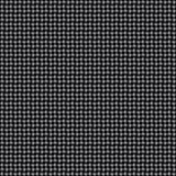 Seamless black interweaving texture. Royalty Free Stock Images