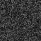 Seamless black leather background. Royalty Free Stock Photography