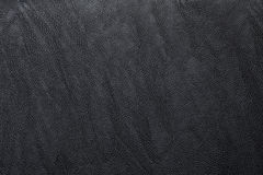 Seamless black leather texture Royalty Free Stock Images