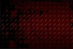 Seamless black metal background. Royalty Free Stock Image