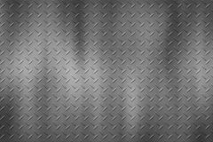 Seamless black metal background. Royalty Free Stock Images