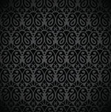 Seamless black note book cover Stock Photos