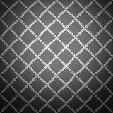 Seamless black stylish background. Vector Stock Images
