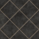 Seamless black tiles texture background Royalty Free Stock Photos