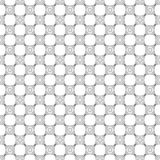 Seamless black and white curved line pattern. Seamless black and white abstract curved line pattern background Royalty Free Stock Images