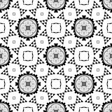 Seamless Black and white abstract 13 pattern, background wallpaper, editable vector,illustration. Seamless black and white pattern,line art background wallpaper vector illustration