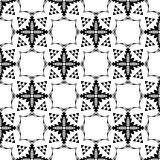 Seamless Black and white abstract 18 pattern, background wallpaper, editable vector,illustration. Seamless black and white pattern,line art background wallpaper stock illustration