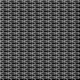 Seamless black and white  background with abstract geometric shapes. Print. Cloth design, wallpaper. Royalty Free Stock Images