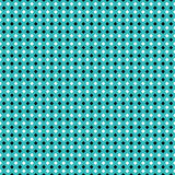 Seamless black white boxes pattern on aqua green background. Scaled at any size and used for wallpaper, pattern files, web page, blog, surface, textures vector illustration
