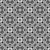 Black and white abstract 28 pattern, background wallpaper, editable vector,illustration. Seamless black and white pattern,line art background wallpaper, vector Stock Illustration