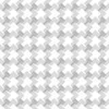 Seamless black and white weave pattern design royalty free illustration