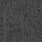 Seamless black wooden texure Stock Images