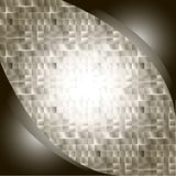 Seamless blocks structure vector background Stock Photo