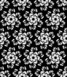 Seamless blom- bakgrund Royaltyfria Foton