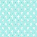 Seamless blom- mönstrar. Blommor texturerar för pojke. Fotografering för Bildbyråer