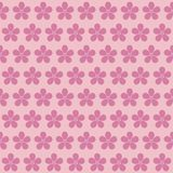 seamless blom- modell 10 eps Royaltyfria Foton
