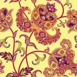 seamless blom- modell playnig för bakgrundsblommalampa Blom- sömlös text Arkivfoto
