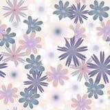 seamless blomma Arkivbild