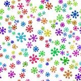 Seamless Blot Pattern Royalty Free Stock Photo