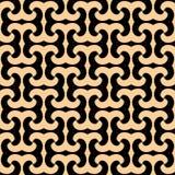 Seamless swirl pattern. Seamless blue abstract swirl pattern Stock Images