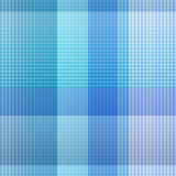 Seamless blue check texture. Royalty Free Stock Photography