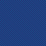 Seamless  blue diagonal strips with border pattern background Stock Photos