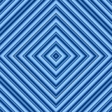 Seamless blue diamond pattern  Royalty Free Stock Photography