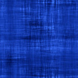 Seamless blue fabric background Stock Photo