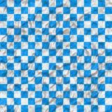 Seamless blue fabric pattern Royalty Free Stock Image