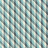 Seamless blue and green background of plaid pattern vector illustration