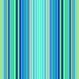 Seamless blue and green lines. Stock Photography