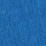 Seamless blue jeans denim texture Royalty Free Stock Photography
