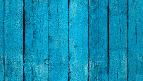 Seamless blue painted old wooden boards texture. Seamless blue painted old wooden vertical boards texture Stock Image